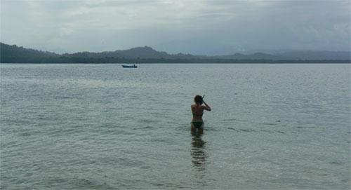 Snorkel en Cahuita