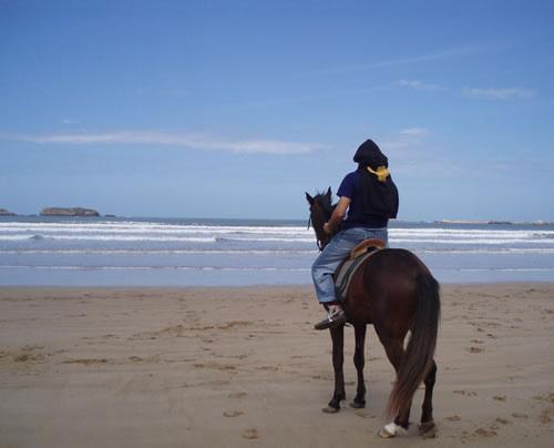 Cercata a caballo
