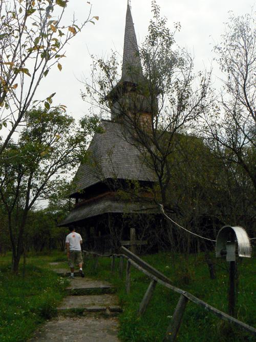 biserica barsana