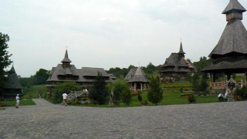monasterio barsana