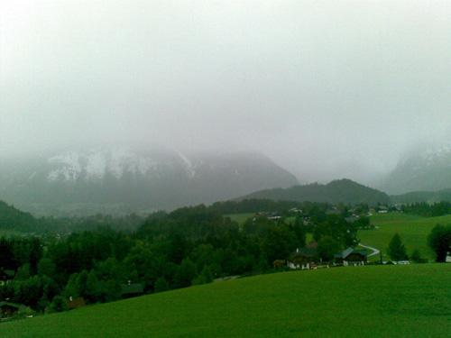 cerca de Bad Ischl