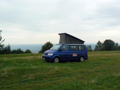 Cerca de Poiana Sibiului
