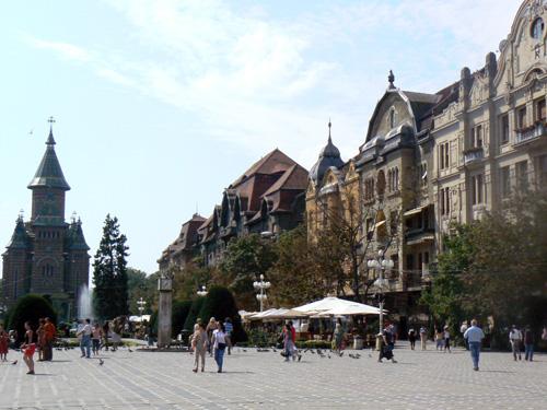 Timisoara, Victoriei
