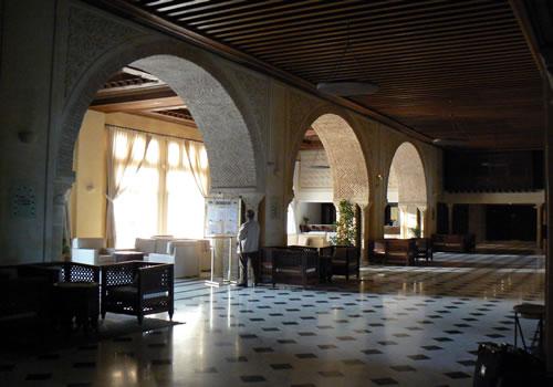 hotel kasbah