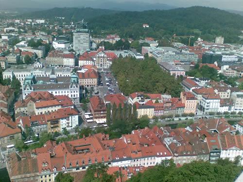 Ljubljana, Lienz