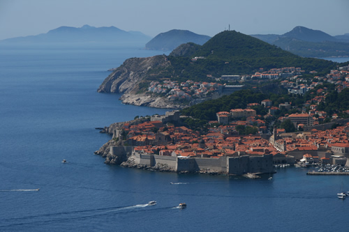 Dubrovnik, Kotor, Perast