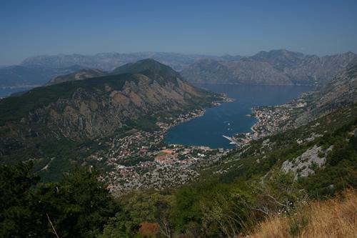 Kotor, Cetinje, Sveti Stefan