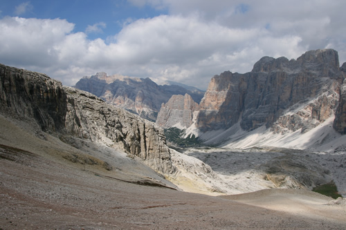 Dolomitas, Cortina